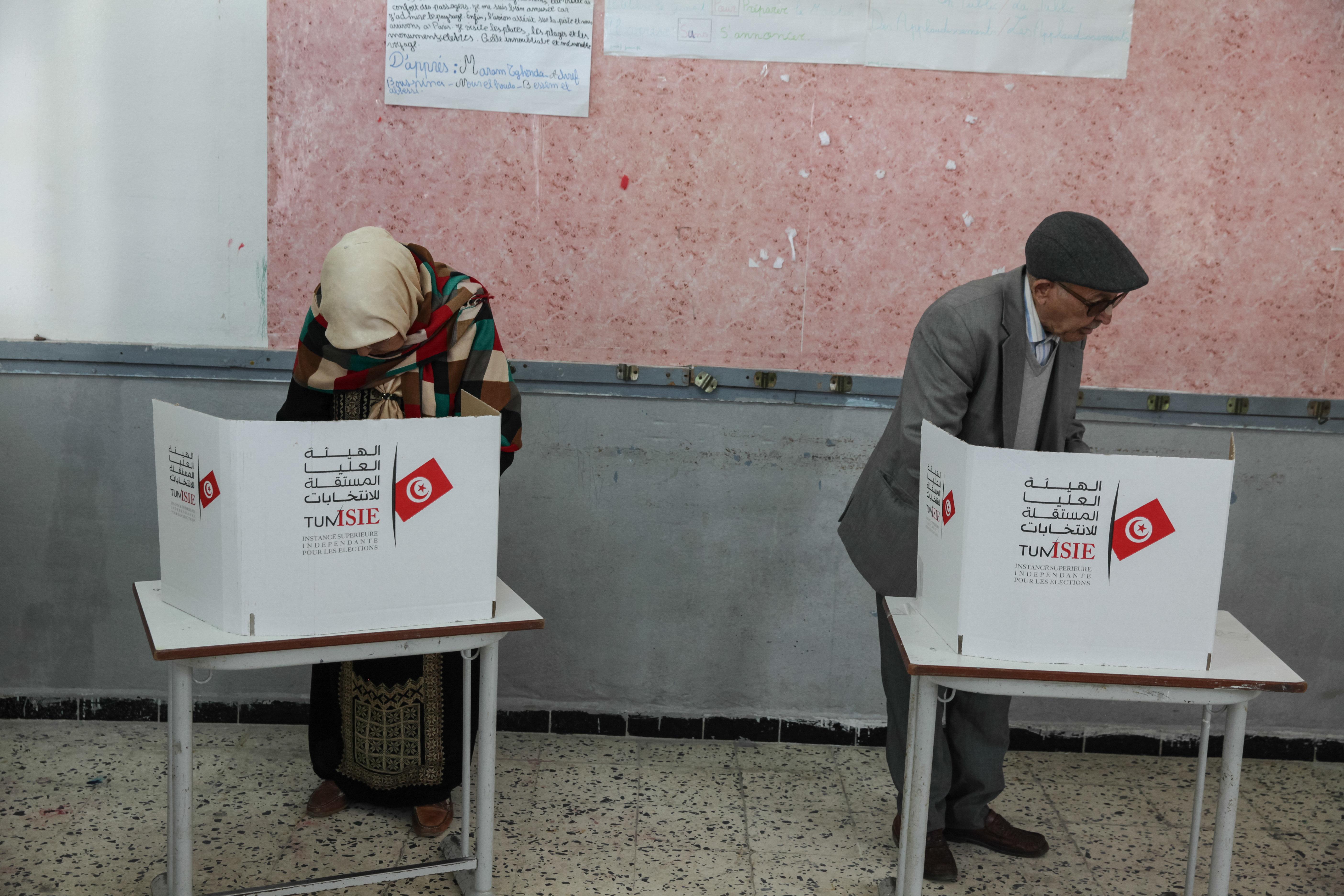 Élections municipales en Tunisie: le parti islamiste Ennahdha en tête à Tunis