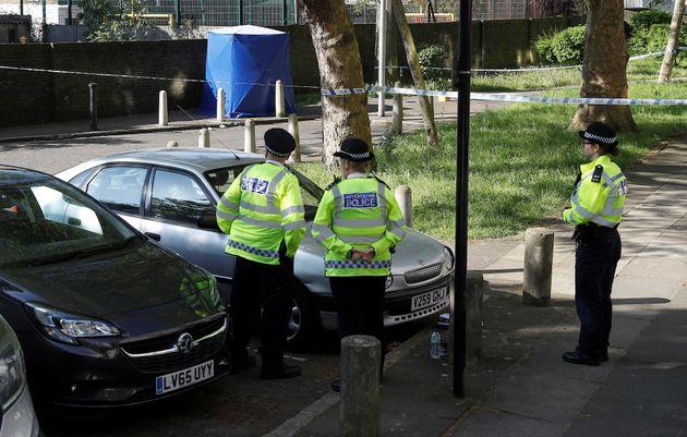 Λονδίνο: Τραυματισμός ενός 12χρονου και ενός 15χρονου από σφαίρες, εν μέσω αύξησης