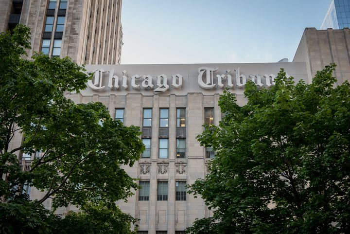 After running a hostile campaign to convince staffers at the Los Anglees Times not to unionize last year, Tronc has shifted c