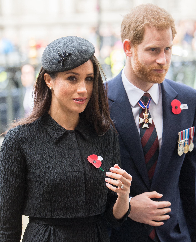 Deshalb verschieben Meghan Markle und Prinz Harry ihre Flitterwochen