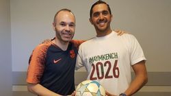 Mondial 2026: Après Samuel Eto'o, Saad Abid rencontre pour son pari Andrès
