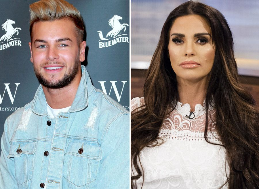 Chris Hughes Claims He's Now 'Good Friends' With Katie Price Despite Vicious