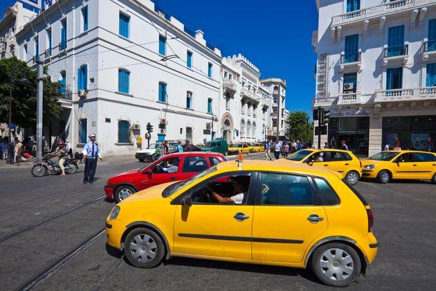 Les conducteurs de taxis annoncent une grève pour le 05 novembre