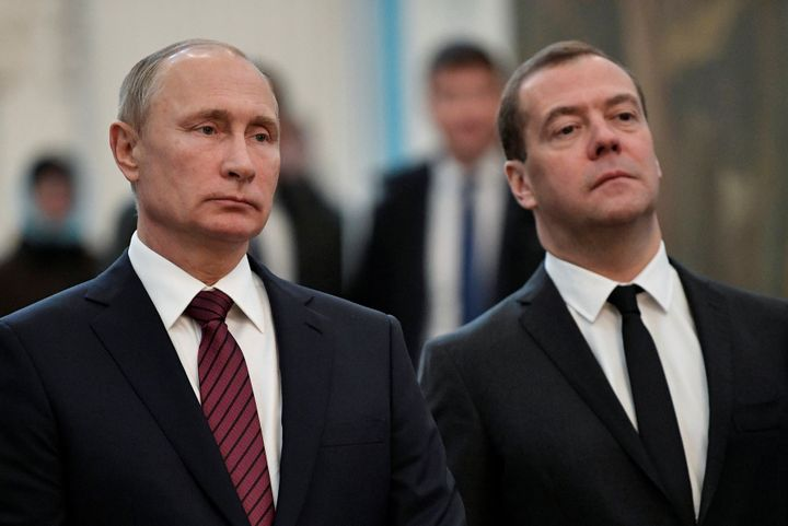 Vladimir Putin has nominated Dmitry Medvedev to be prime minister in his new term. Medvedev, a loyal Putin lieutenant, has he