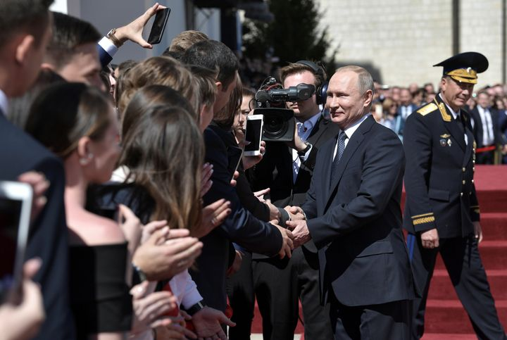 There is little clarity too about what happens after Vladimir Putin's fourth term ends in 2024.