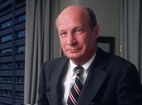 Legendärer Wall-Street-Banker: Vor dem Tod verriet er die Geheimnisse seines