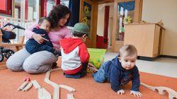 Studie zeigt: Das passiert mit Kindern, die früh in die Kita kommen