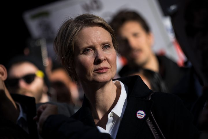 New York gubernatorial candidate Cynthia Nixon has challenged Gov. Andrew Cuomo to a televised, one-on-one debate.