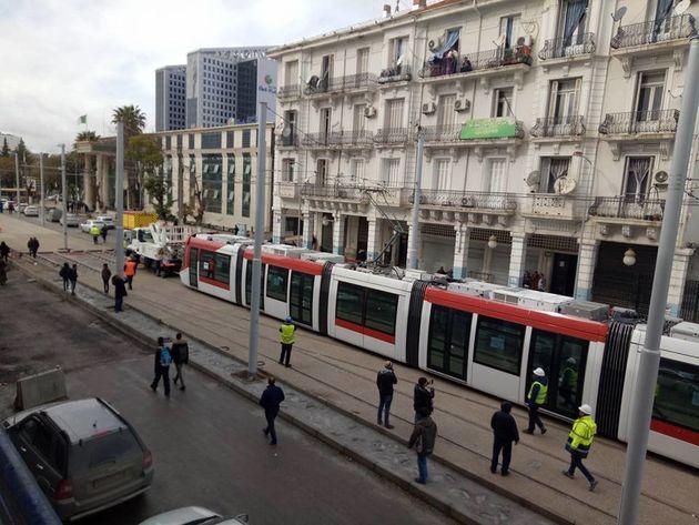 transports mise en service du tramway de sétif à partir de mardi