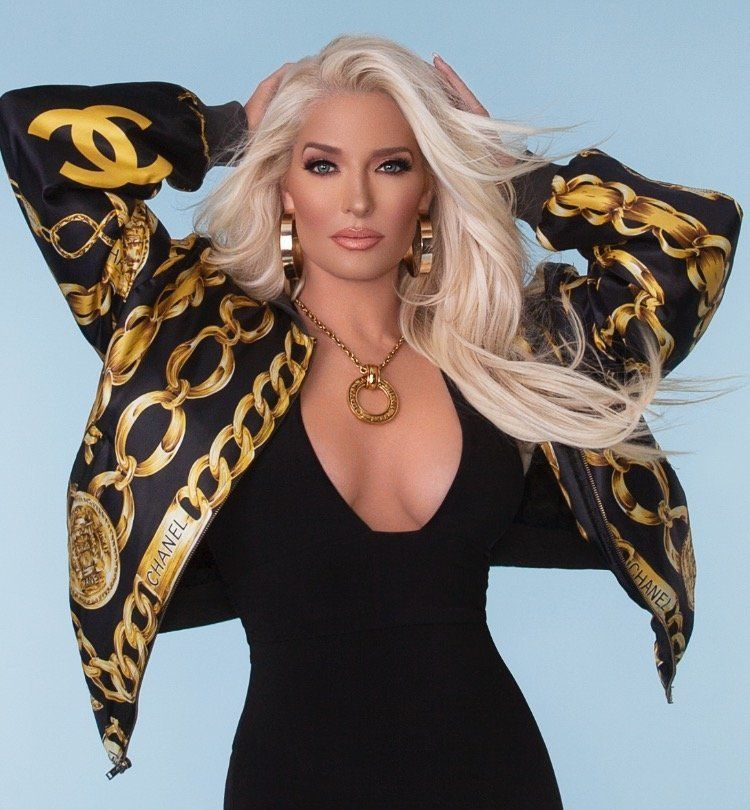 """We're all creative in our own ways, and either that part of you gets nurtured or you ignore it,"" says Erika Jayne."