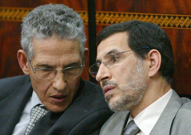 Lahcen Daoudi,ministre délégué chargé des Affaires générales...