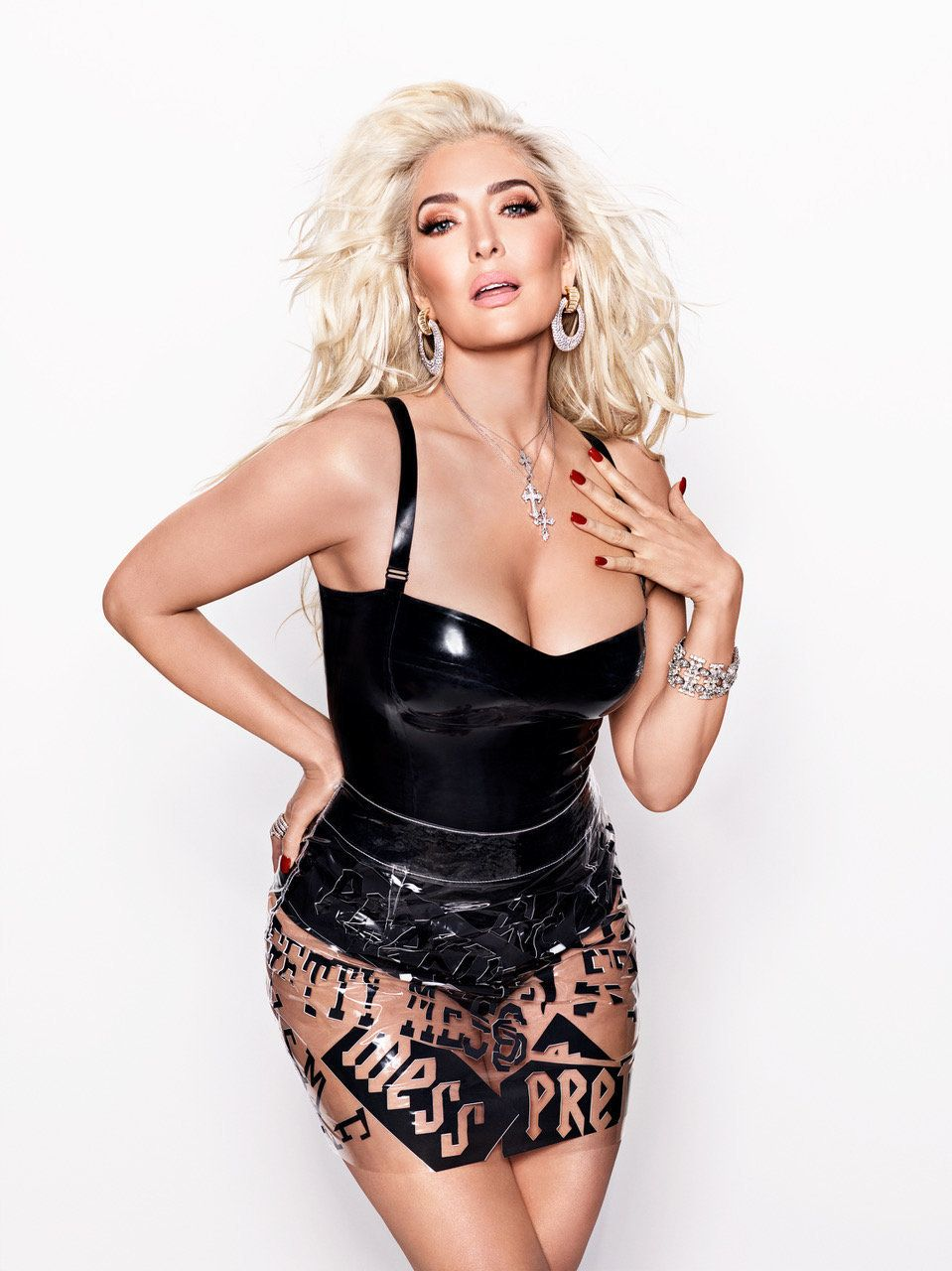 """I was in a kind of a coma because I wasn't creating anything,"" Erika Jayne said of her comfortable life before she bec"