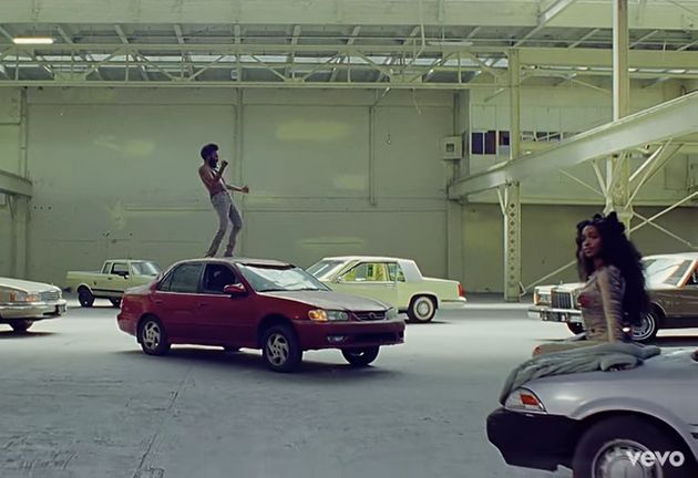 Childish Gambino's 'This Is America' Video,