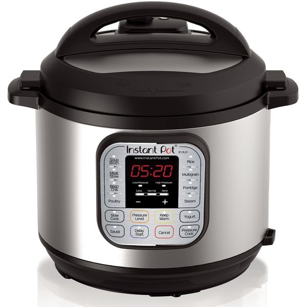 Need we say more about how miraculous an Instant Pot can be? Simplify their cooking with their all-in-one cooking tool. Get i