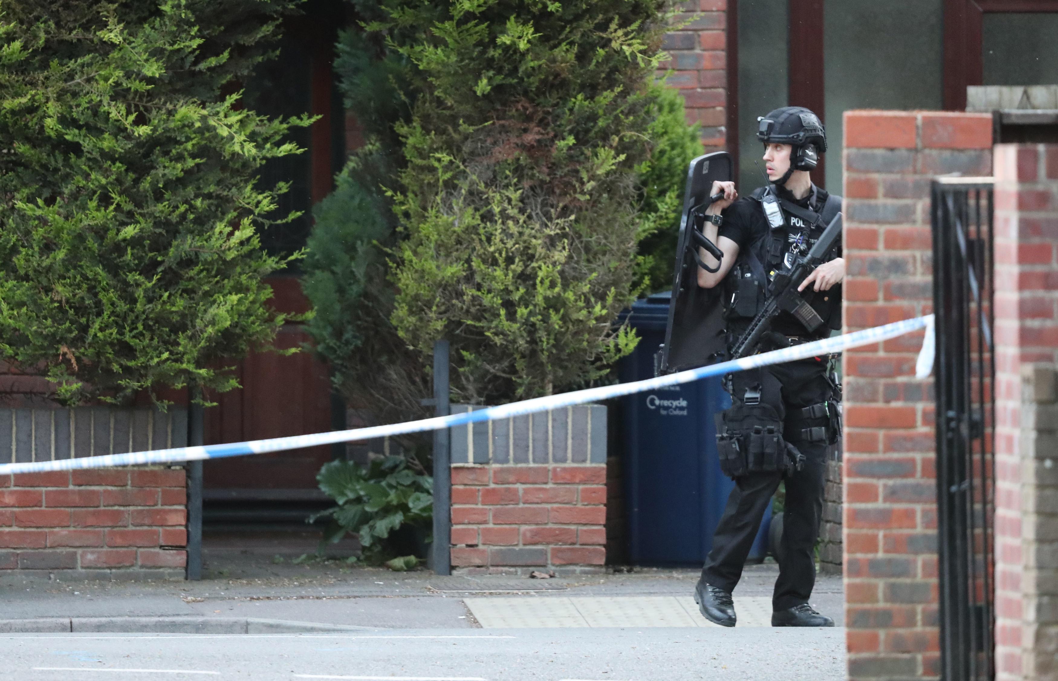 Six Shootings During Bank Holiday Weekend Of Violence Across