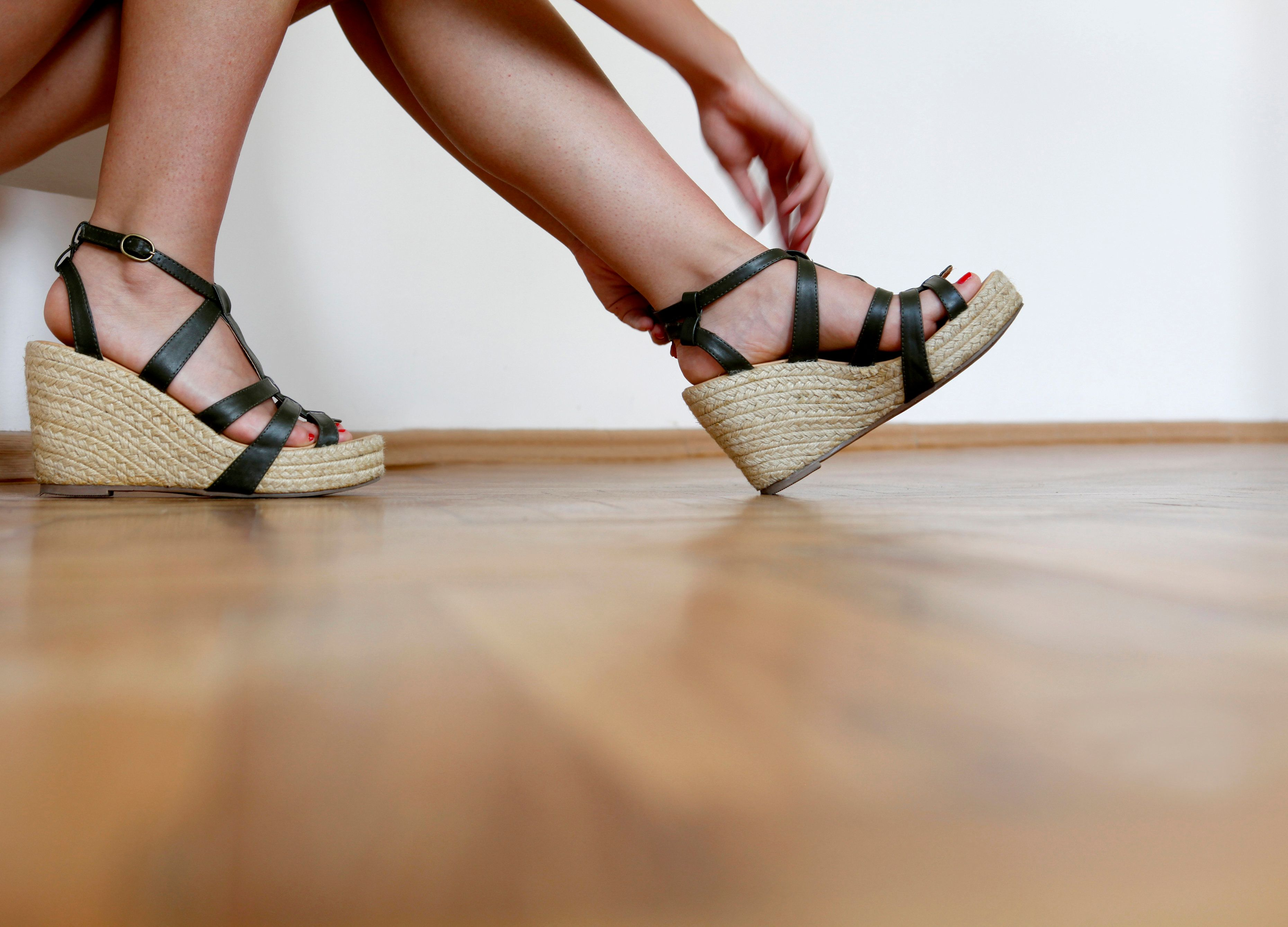 15 Comfortable Wedges That Are Easy To