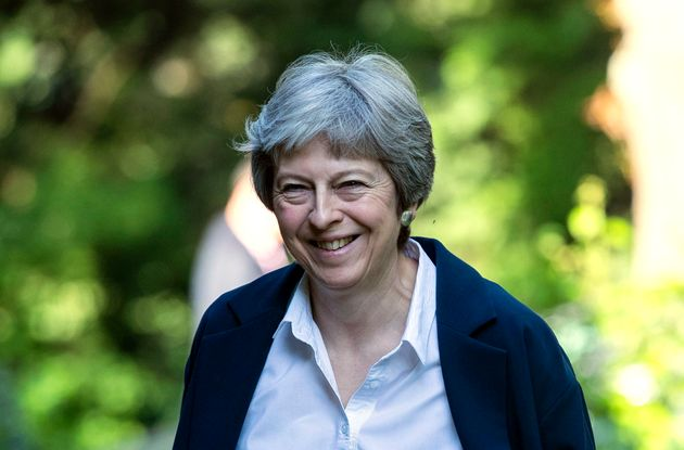 Prime Minister Theresa May facesa series of Brexit-related pressures.
