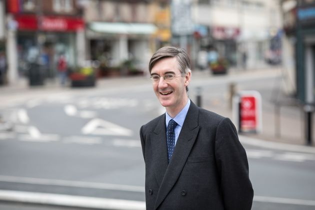 Jacob Rees-Mogg leads the powerful European Research Group, which could force a leadership contest.