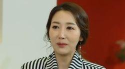 배우 민지영이 '유산 고백' 후 심경을
