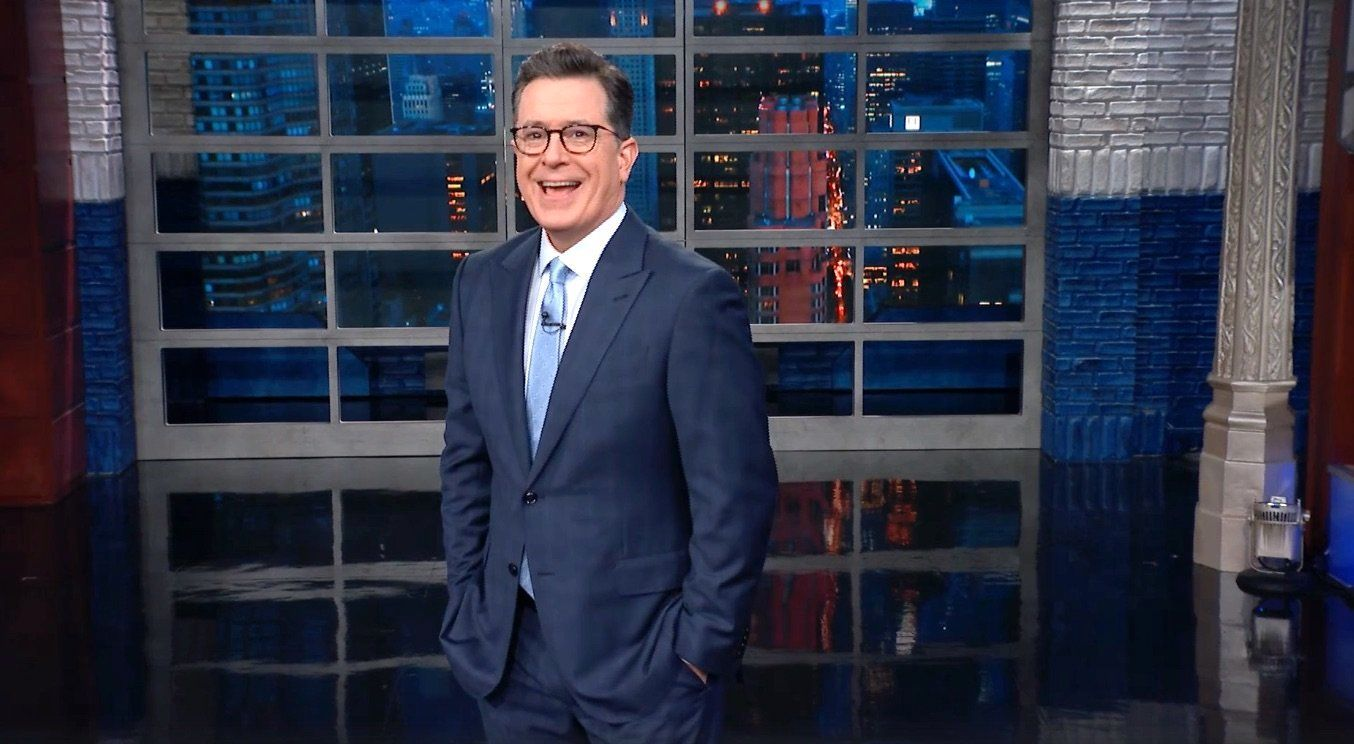 Stephen Colbert Hits Rudy Giuliani With A Brutal Fact Check