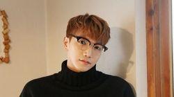 2PM 준케이가 입대 직전 팬들에게 편지를