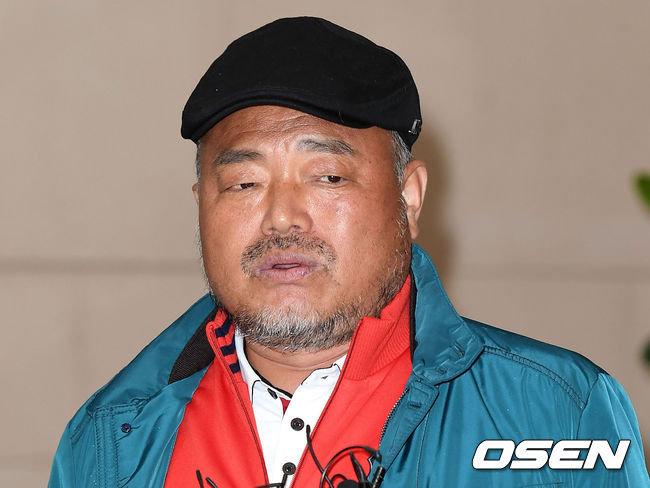 '성폭행 의혹' 김흥국이 무혐의 처분을