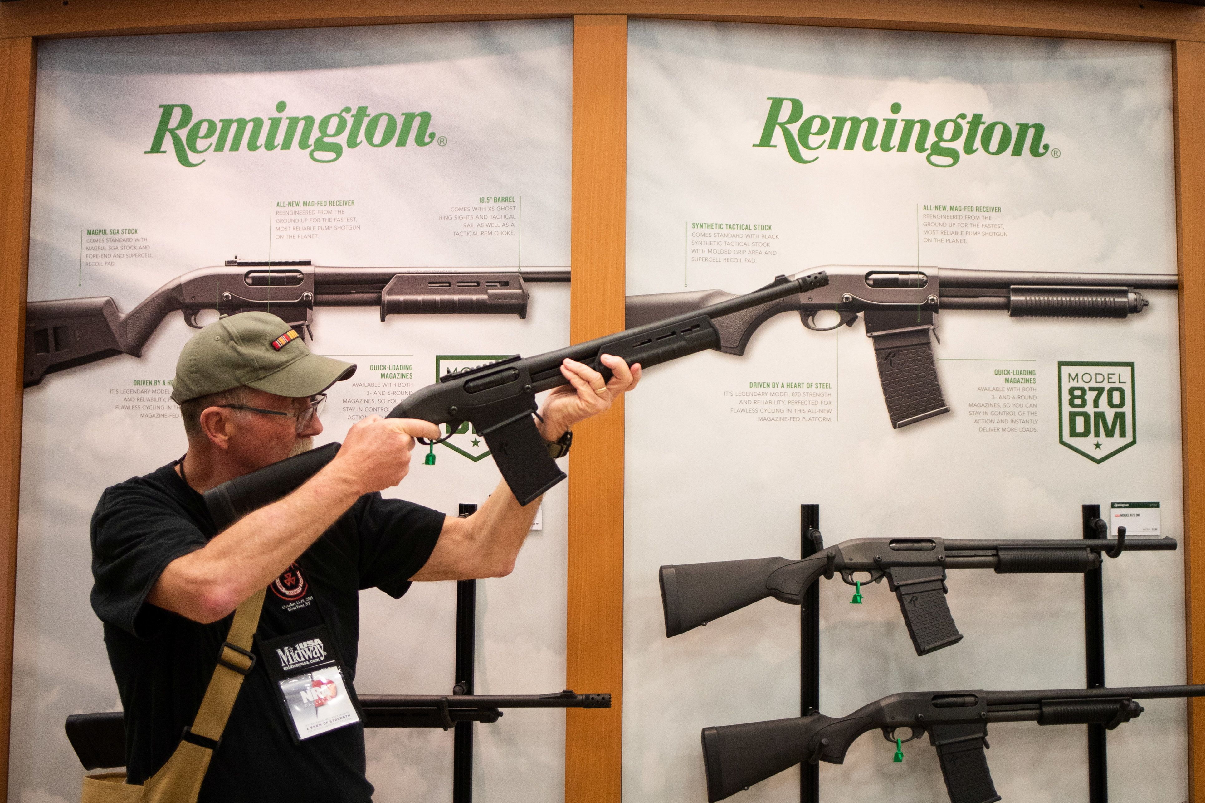 Bank Of America Appears To Flip On Firearm Promise With Loan To Remington Huffpost