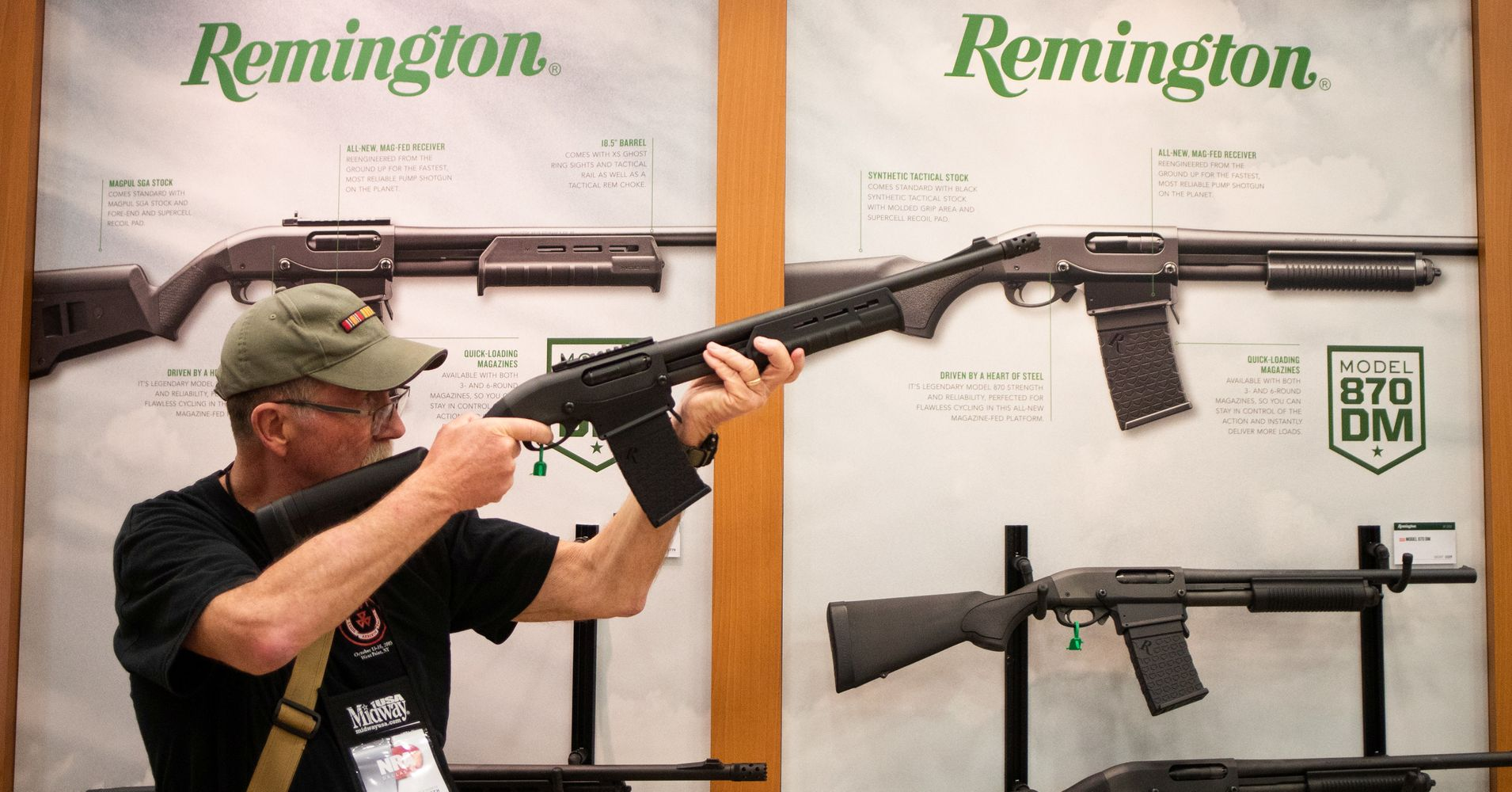 Bank Of America Appears To Flip On Firearm Promise With Loan To Remington |  HuffPost