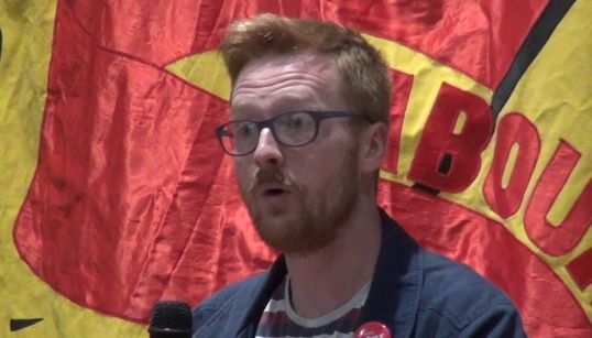 Labour MP Lloyd Russell-Moyle Says Party's Election Campaign Was