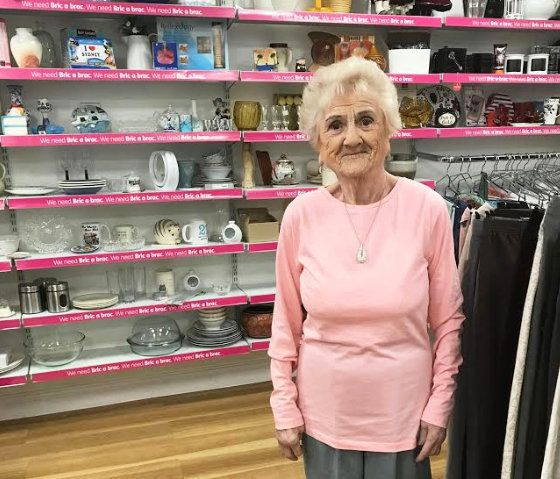 Incredible 85-Year-Old Has Spent The Last 20 Years Volunteering To Help The