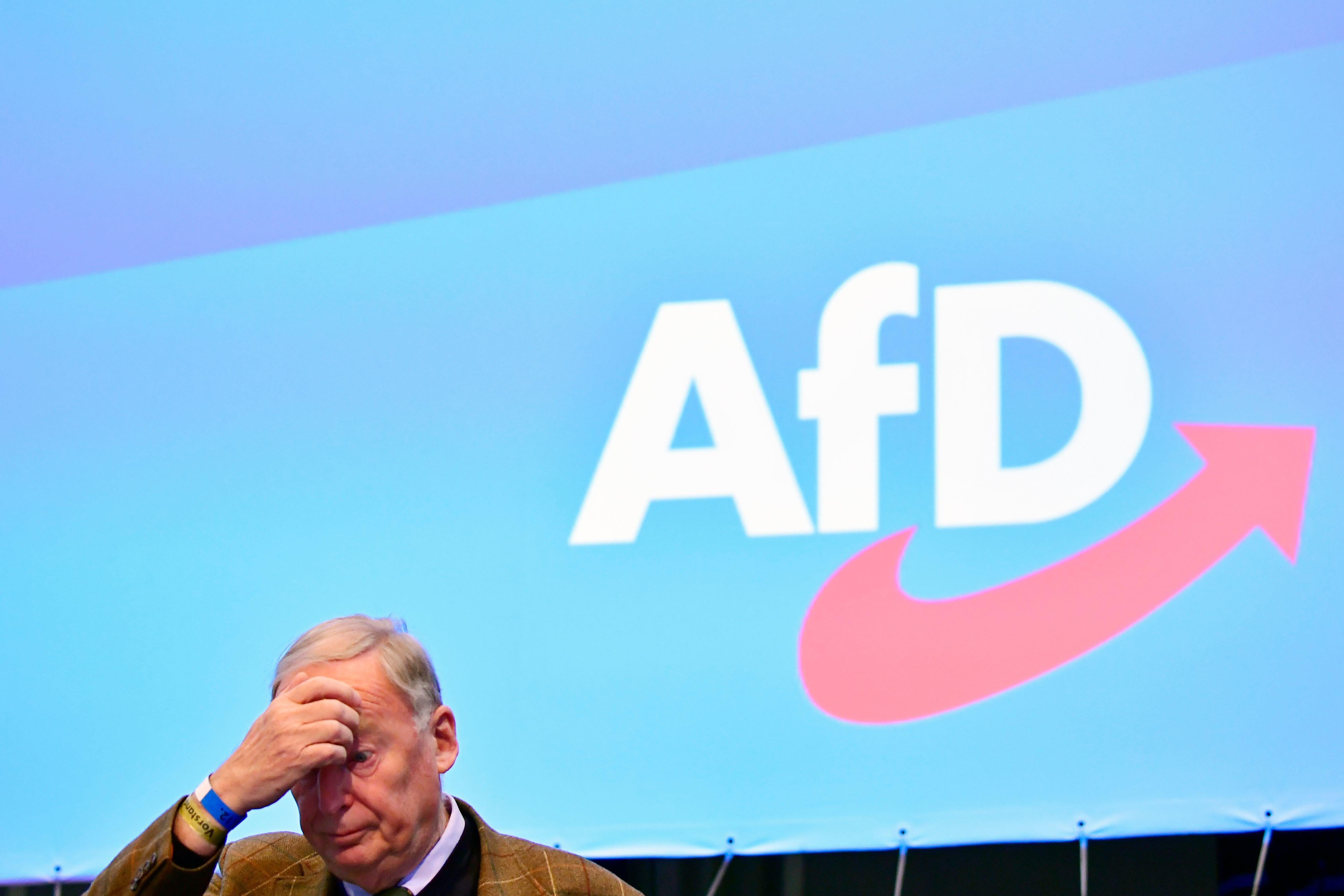 Umfrage: AfD verliert in Sachsen-Anhalt fast zehn