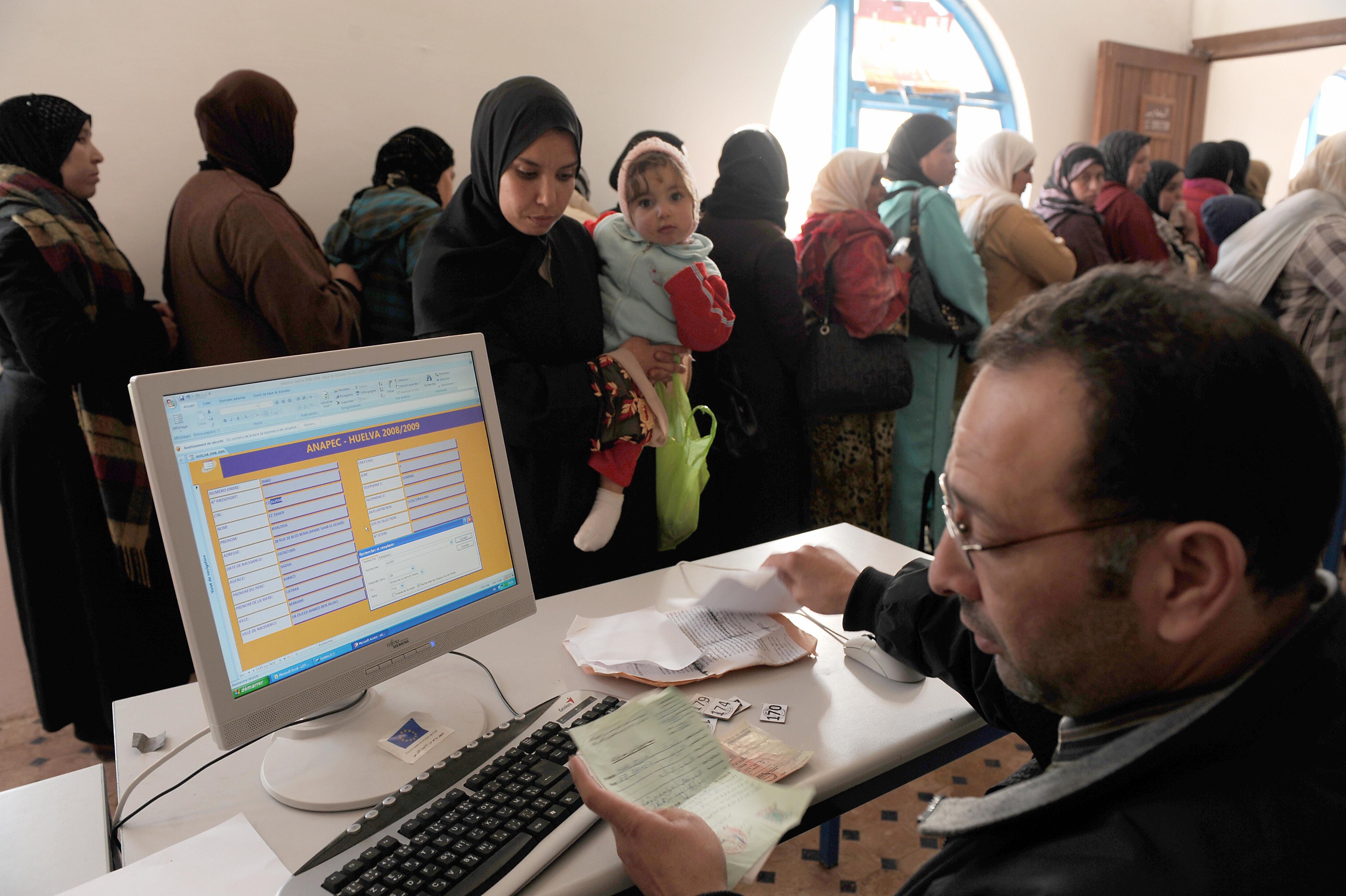 Emploi: 270 millions de dirhams pour l'insertion des jeunes et des femmes en difficulté