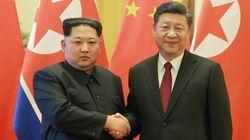 김정은과 시진핑이 다롄에서 만났다. 시점이