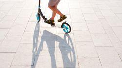 Fieser Dieb klaut 5-Jährigem den Roller – jetzt sucht ihn halb