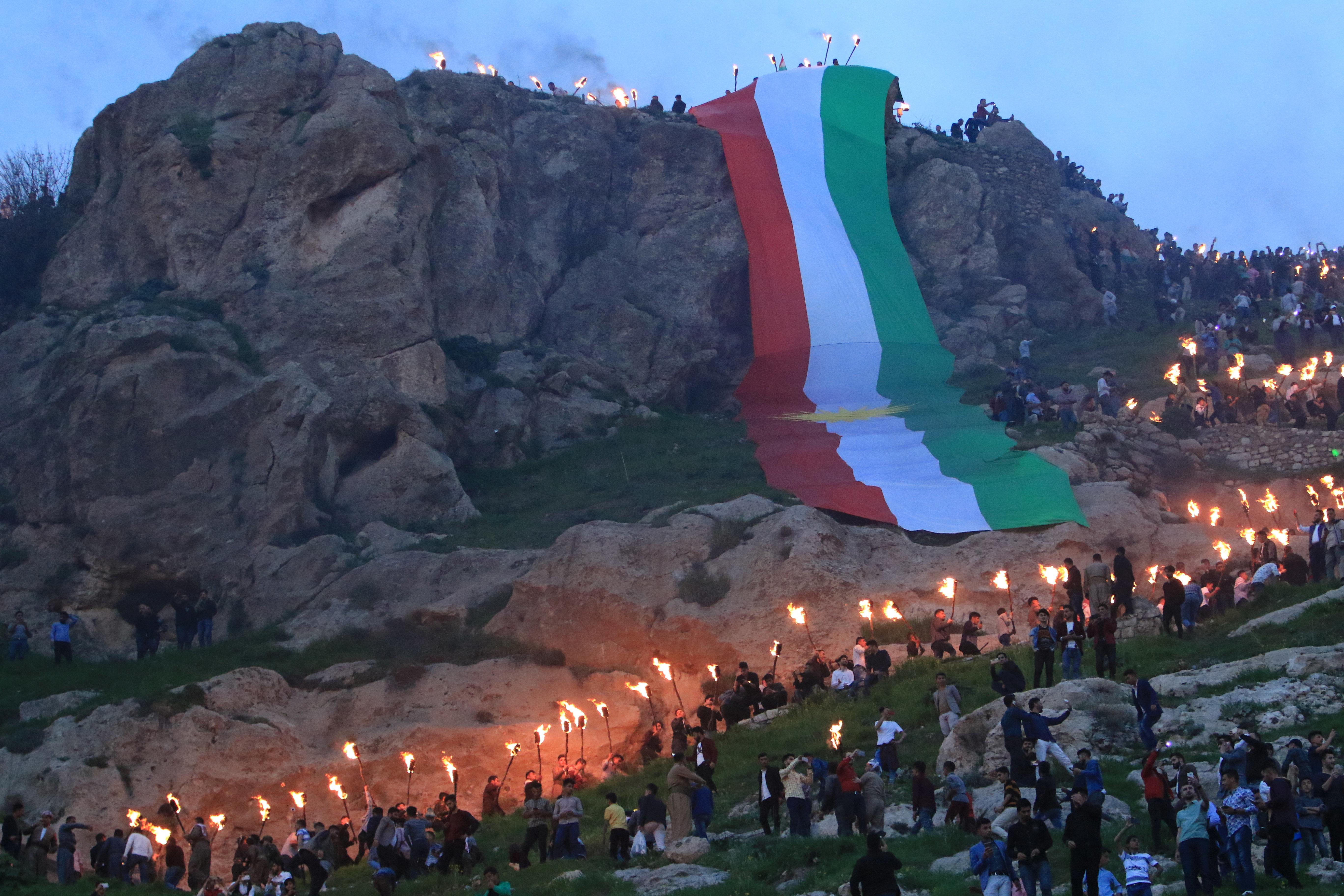 Εκλογές στο ημιαυτόνομο ιρακινό Κουρδιστάν στις 30