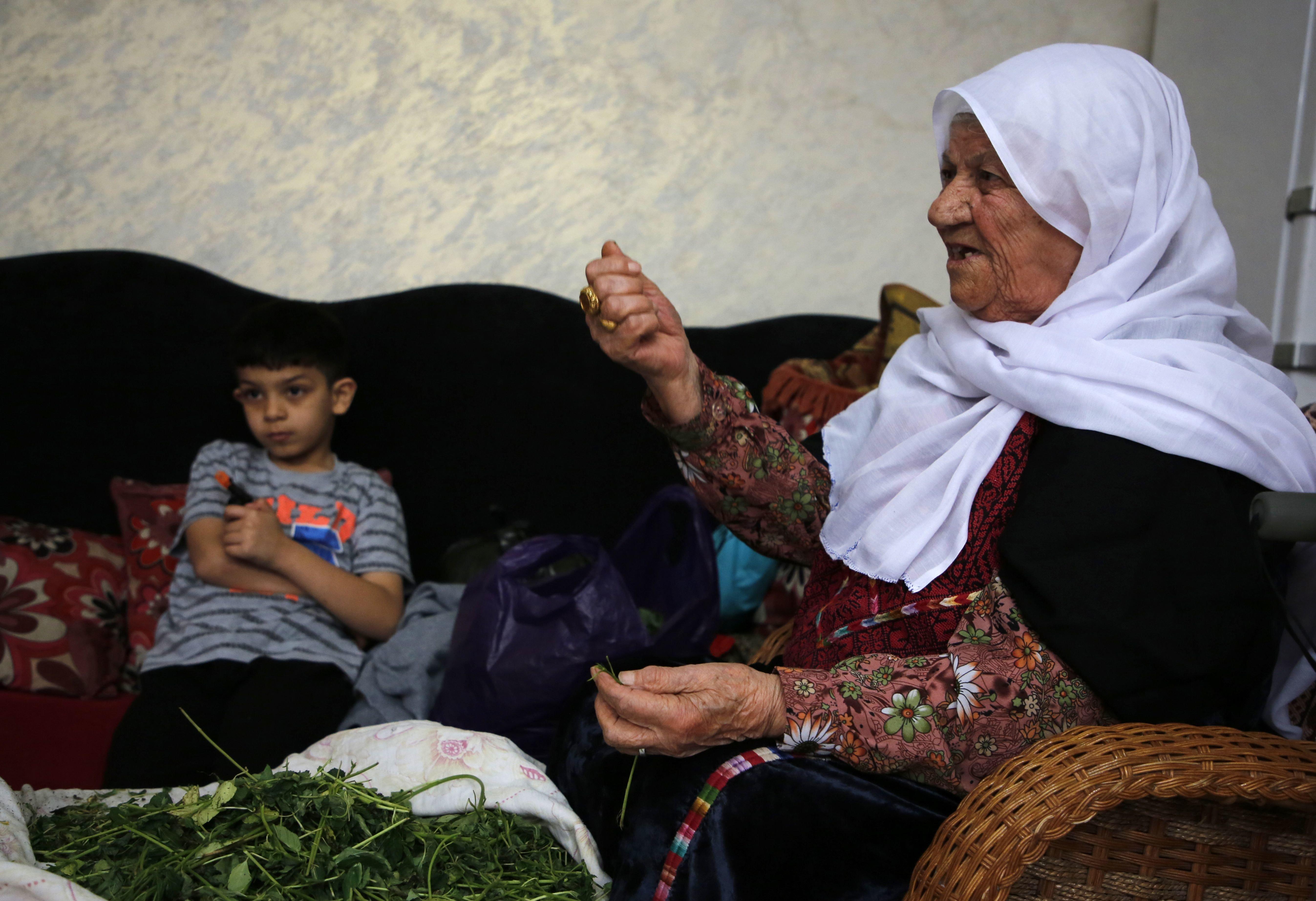 70 ans après la Nakba, les Palestiniens gardent intact le rêve du