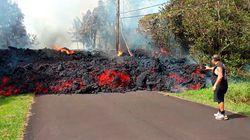 Hawaii: Vulkan verwüstet paradiesische Insel – jetzt reißt der Boden