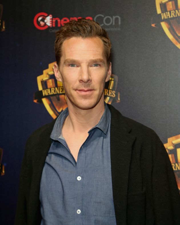 Benedict Cumberbatch Says He Won't Take On A Role Unless His Female Co-Stars Are Paid The