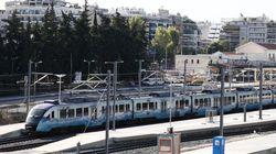 Τετράωρη στάση εργασίας σε προαστιακό και τρένα την Πέμπτη. Ποια δρομολόγια δεν θα