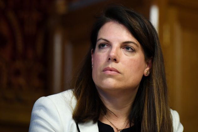 Immigration minister Caroline Nokes came under pressure at the home affairs