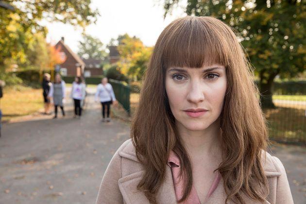 Ruth Bradley plays DI Karen