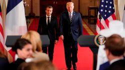 NY Times: Ο Τραμπ είπε στον Μακρόν ότι οι ΗΠΑ θα αποχωρήσουν από την πυρηνική συμφωνία με το