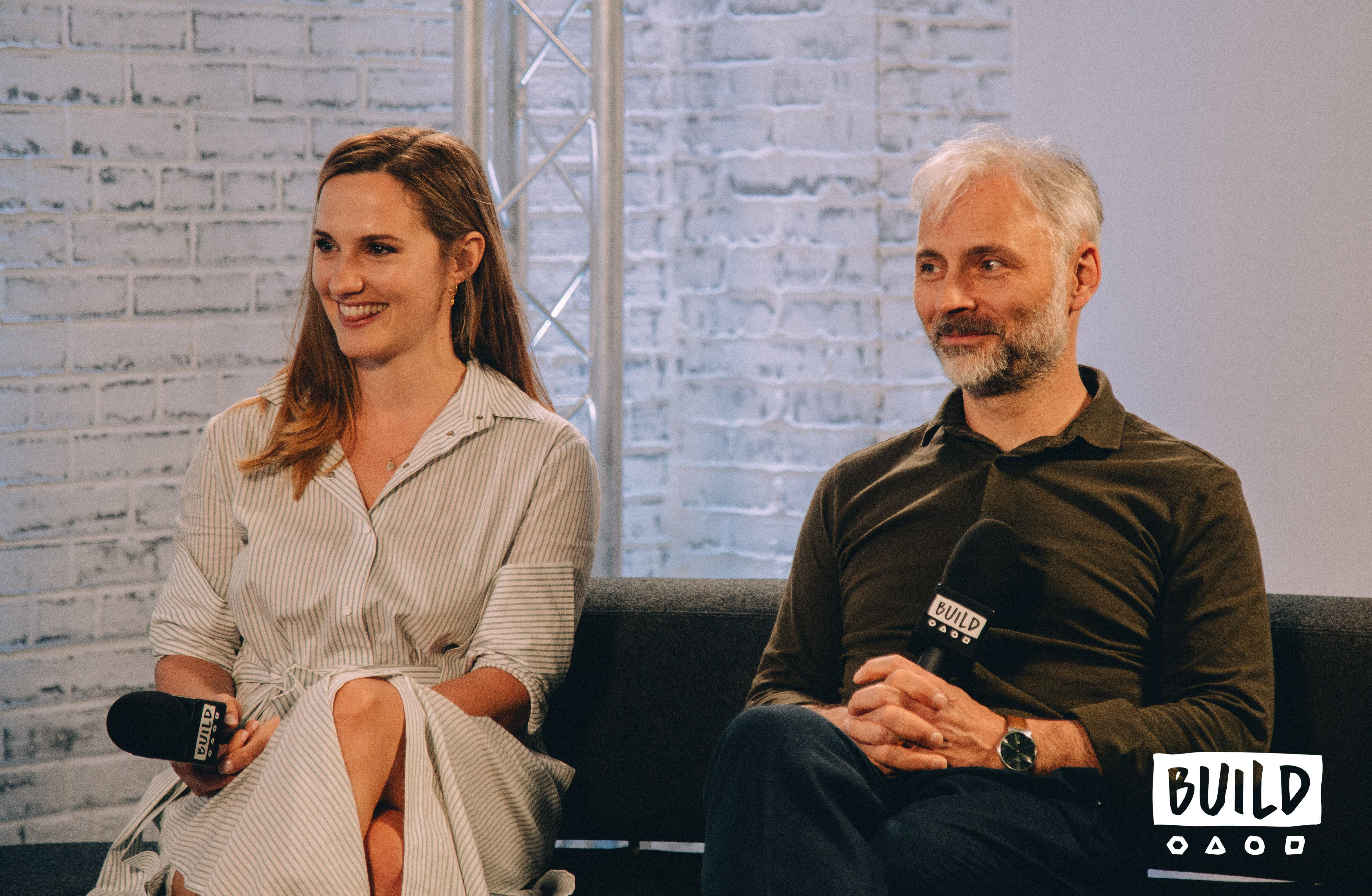 'Humans' Stars Ruth Bradley And Mark Bonnar Reveal 5 Exciting Details About The New