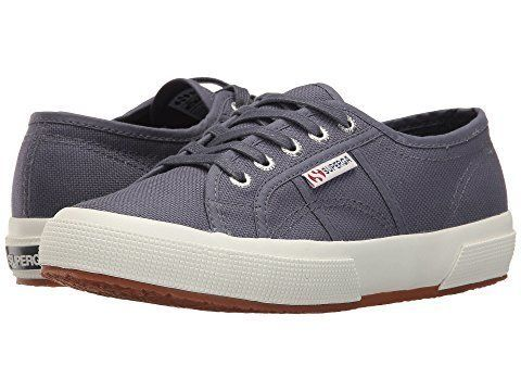 """Get it at <a href=""""https://www.zappos.com/p/superga-2750-cotu-classic-sneaker-vintage-blue/product/7423619/color/79708"""" targe"""