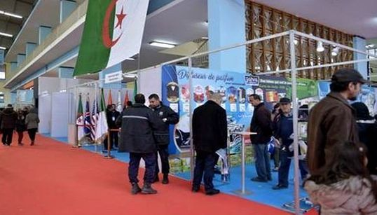 Inauguration de la 52ème édition de la Foire internationale d'Alger sur fond d'incertitudes