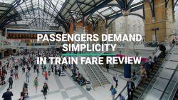 Passengers Demand Simplicity In Train Fare