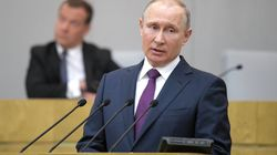 Πούτιν: Το κομμουνιστικό κόμμα της Σοβιετικής Ένωσης ευθύνεται για την κατάρρευσή