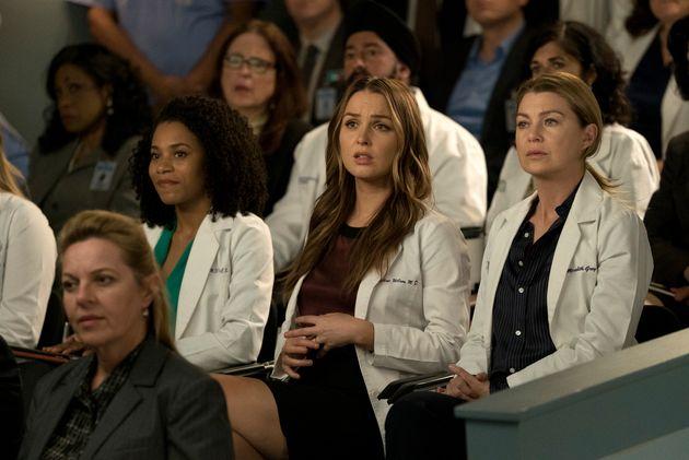 Profissionais médicos conferem se as cenas de sexo de 'Grey's Anatomy' são