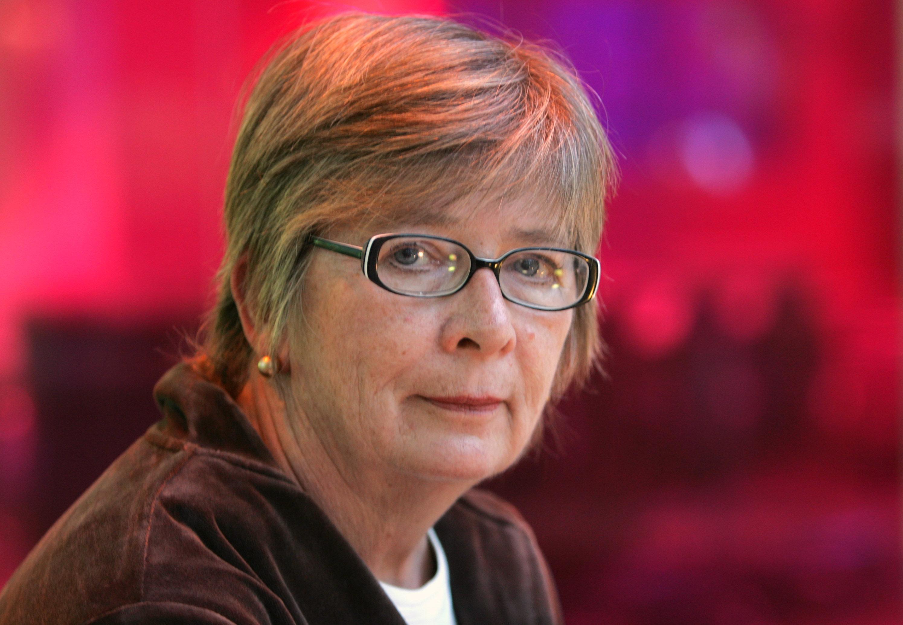 Barbara Ehrenreich Gets Pumped For Death