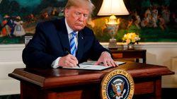 Τραμπ: Οι ΗΠΑ αποσύρονται από τη συμφωνία για το πυρηνικό πρόγραμμα του